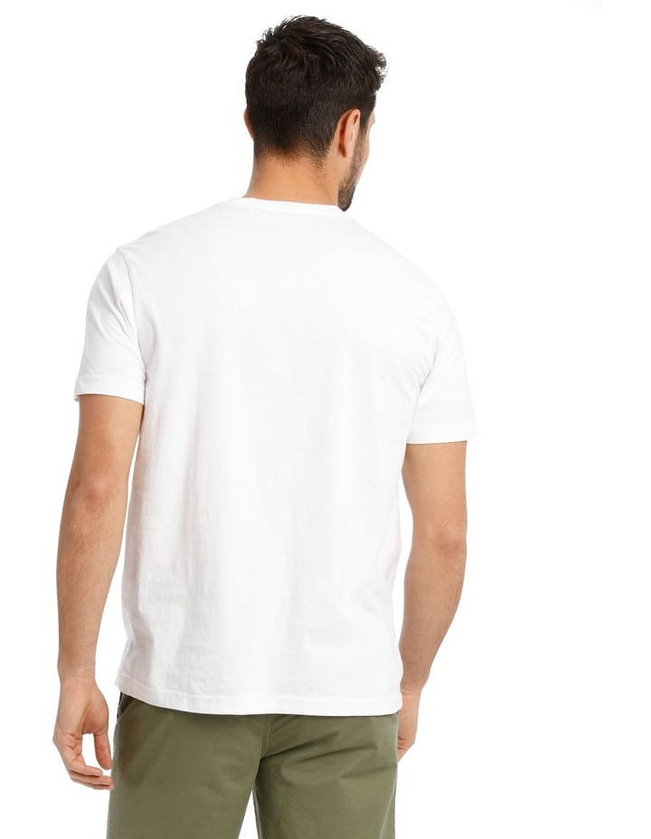 Flag Print T-Shirt image 3