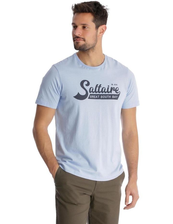 Saltaire Marina Print T-Shirt image 2