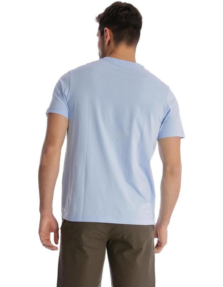 Saltaire Marina Print T-Shirt image 3