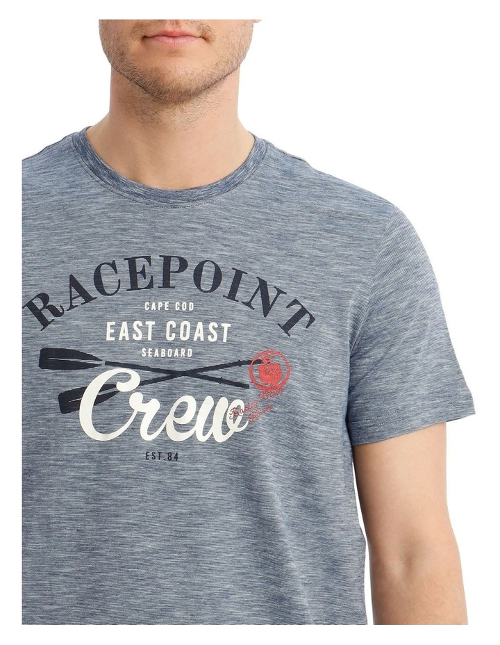 Race Point Print Tee image 4