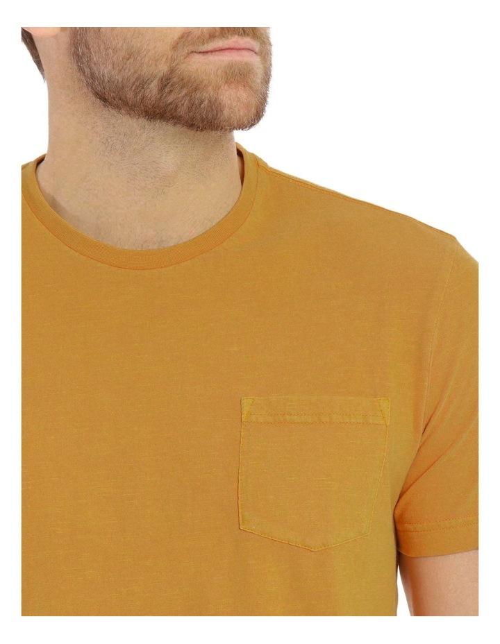 Sunset Garment Dye Crew Tee image 4