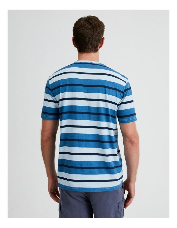 Live by the Ocean Stripe Tee image 3