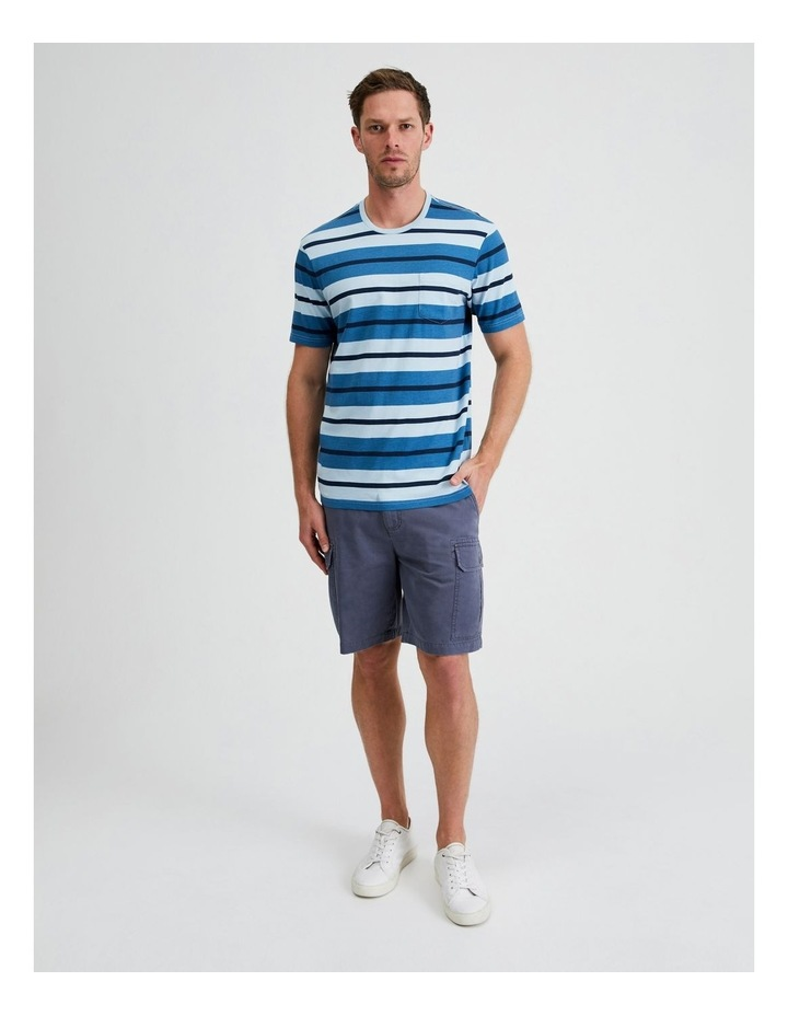 Live by the Ocean Stripe Tee image 4