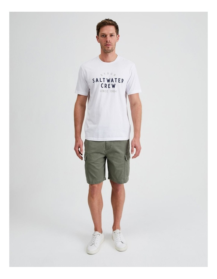 Byron Saltwater Crew Graphic Tee image 4