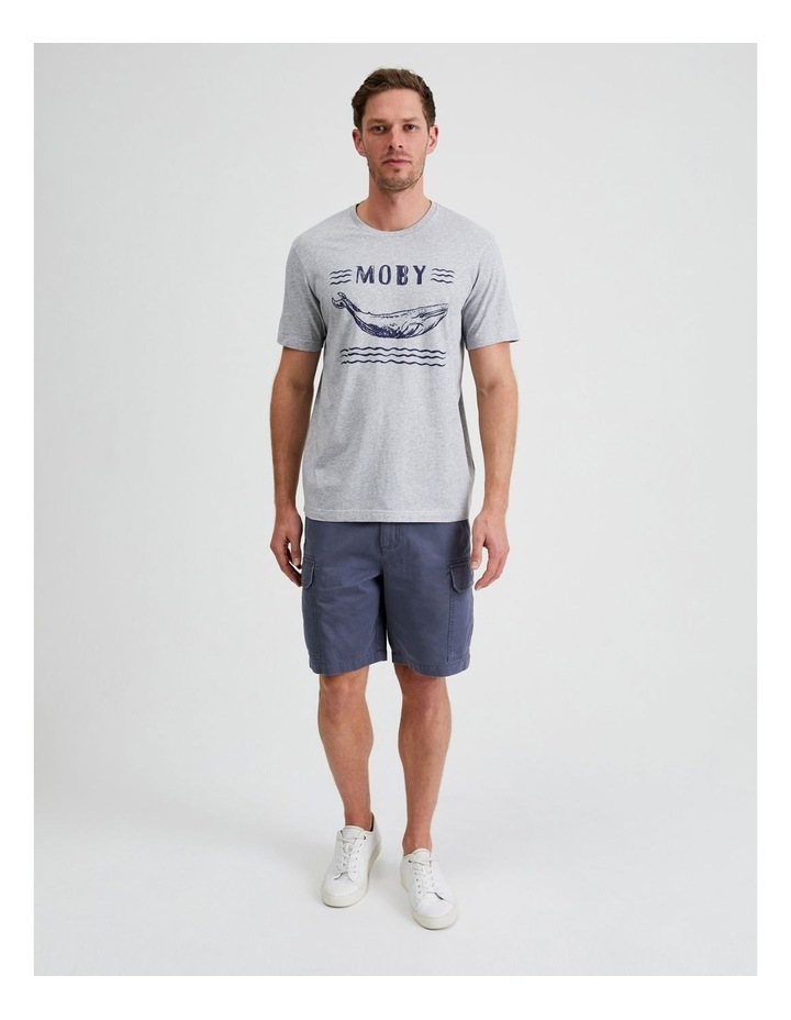 Moby Graphic Tee in image 3