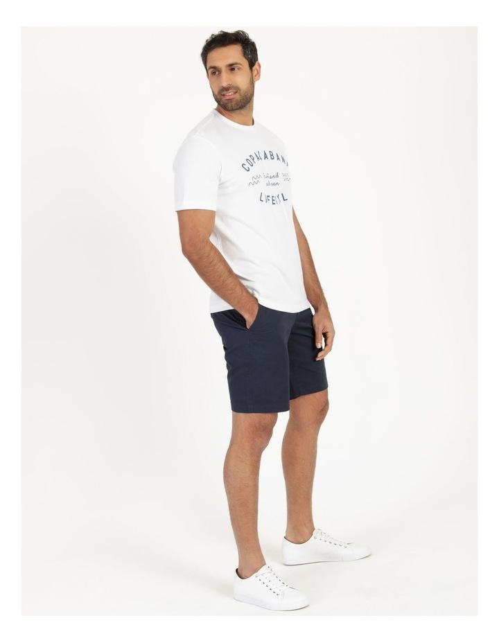 Copacabana Lifestyle Graphic T-Shirt image 2