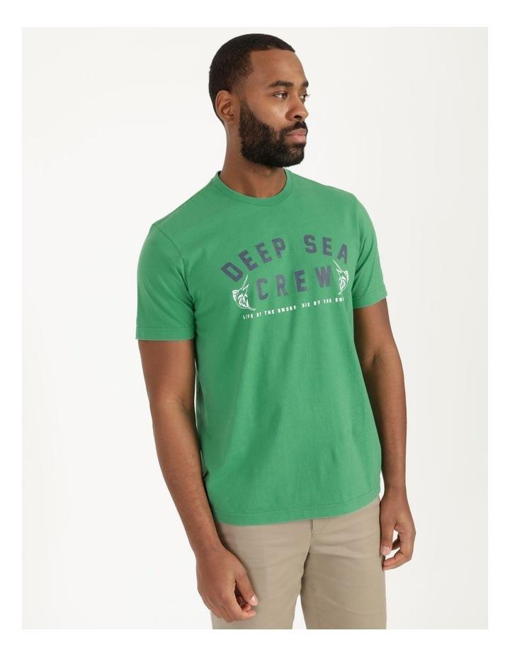 Deep Sea Crew Graphic T-Shirt image 3