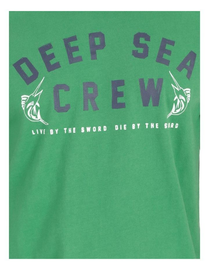 Deep Sea Crew Graphic T-Shirt image 7