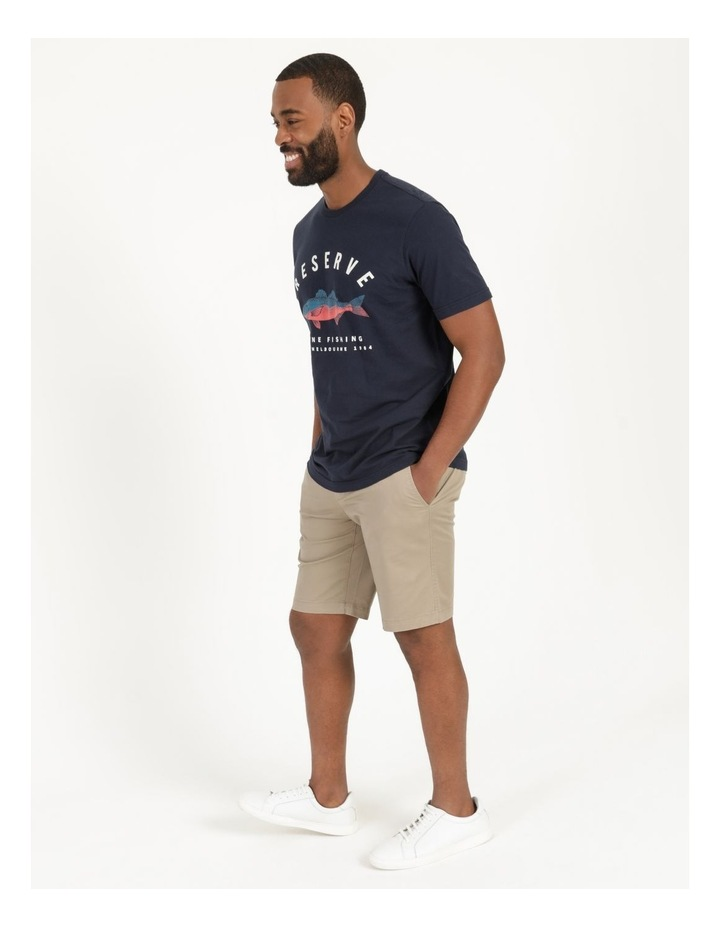 Gone Fishing Graphic T-Shirt image 4