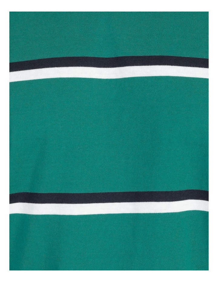 Live By The Ocean Print Stripe T-Shirt image 7
