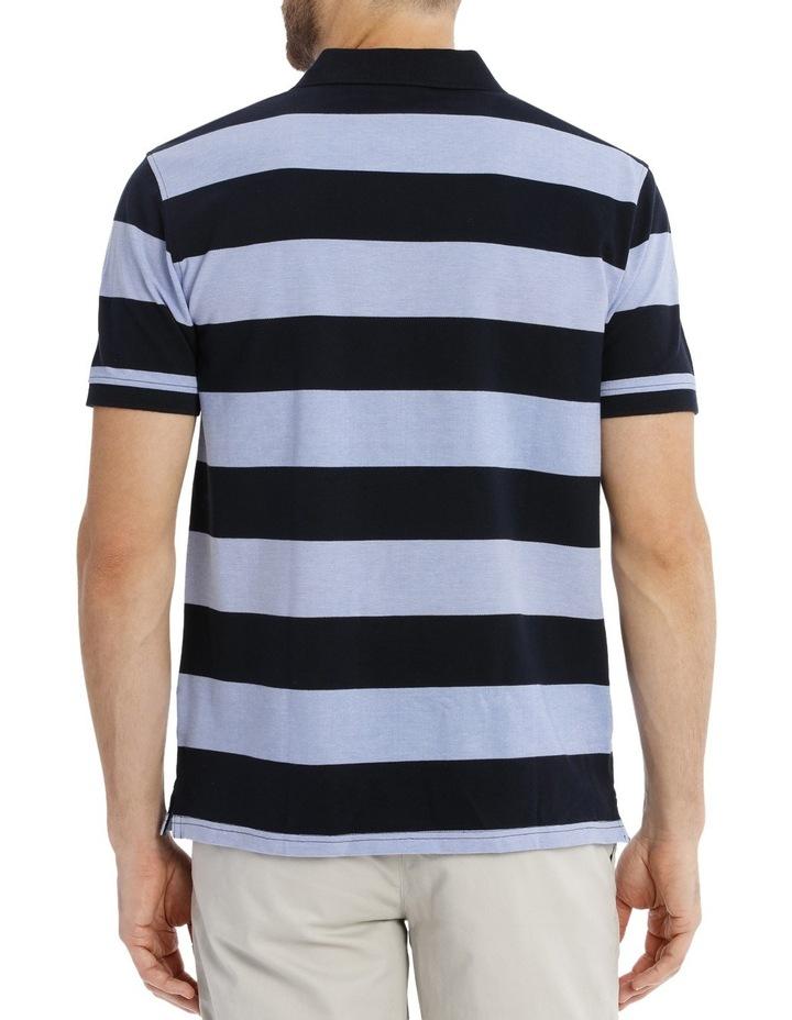 Birdseye Stripe Polo image 3