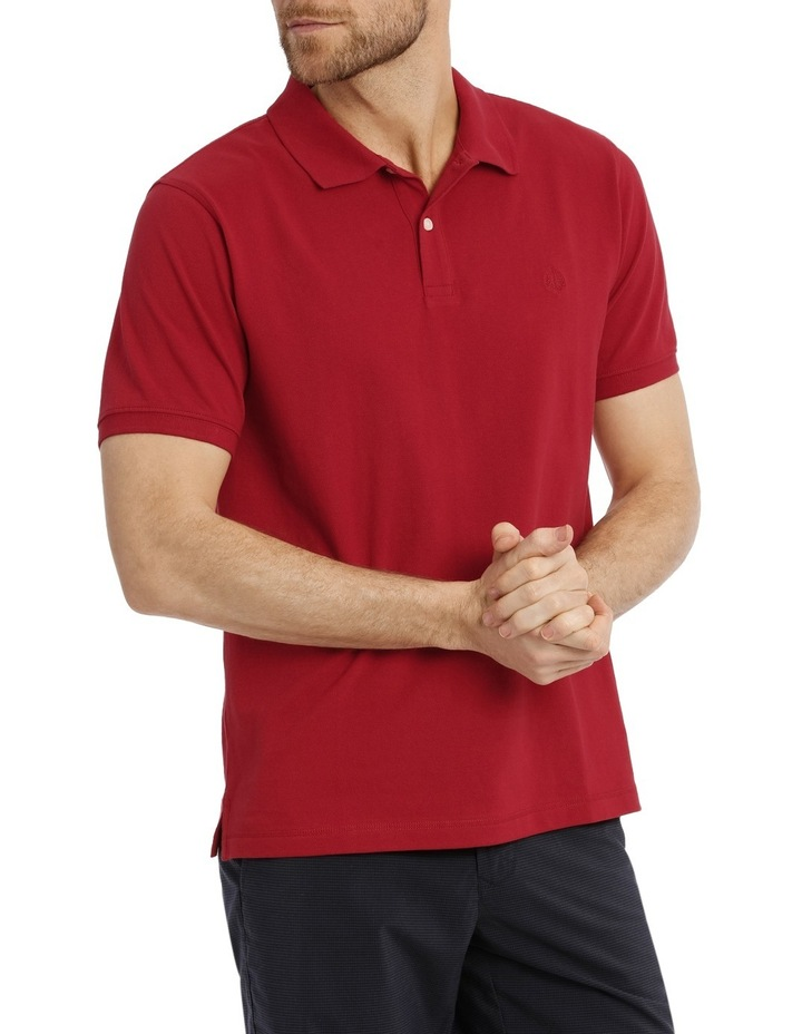 Essential Plain Polo image 2