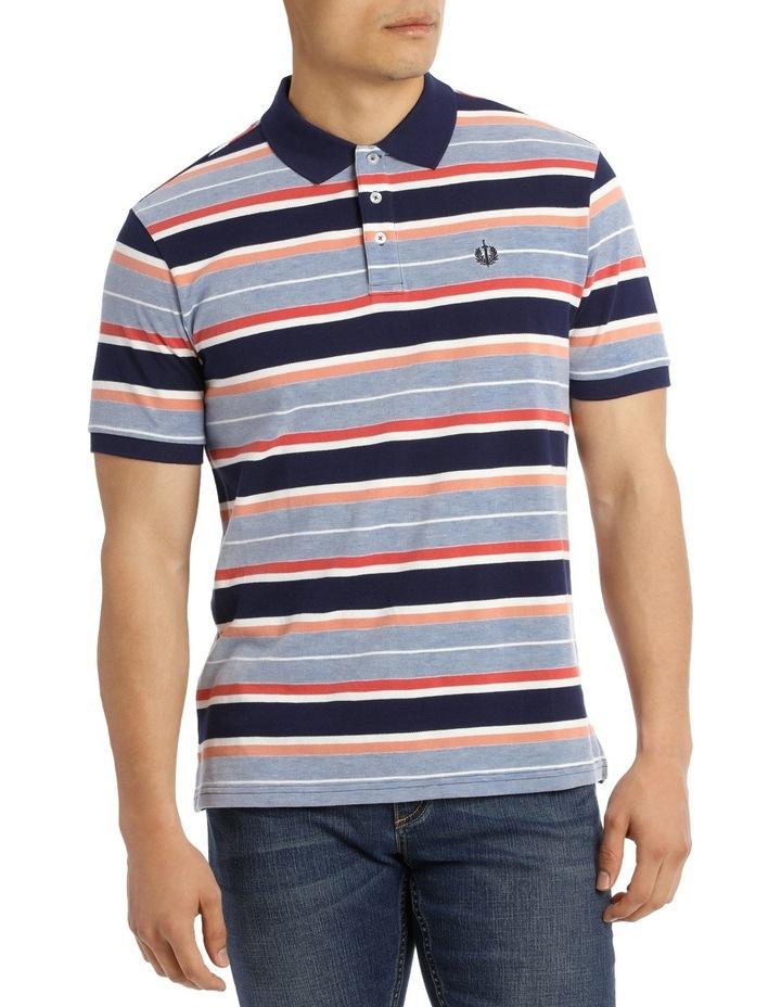 Wilson Stripe Polo image 1
