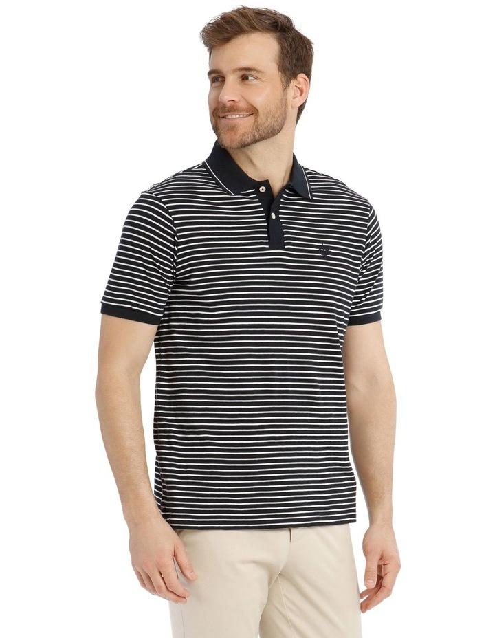 Hampton Feeder Stripe Polo image 2