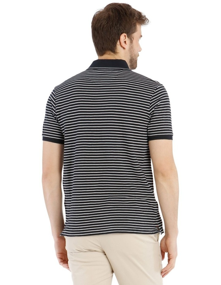 Hampton Feeder Stripe Polo image 3