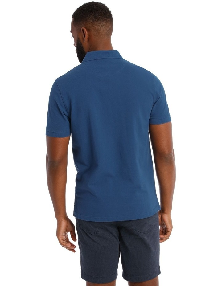 Essential Plain Polo image 3