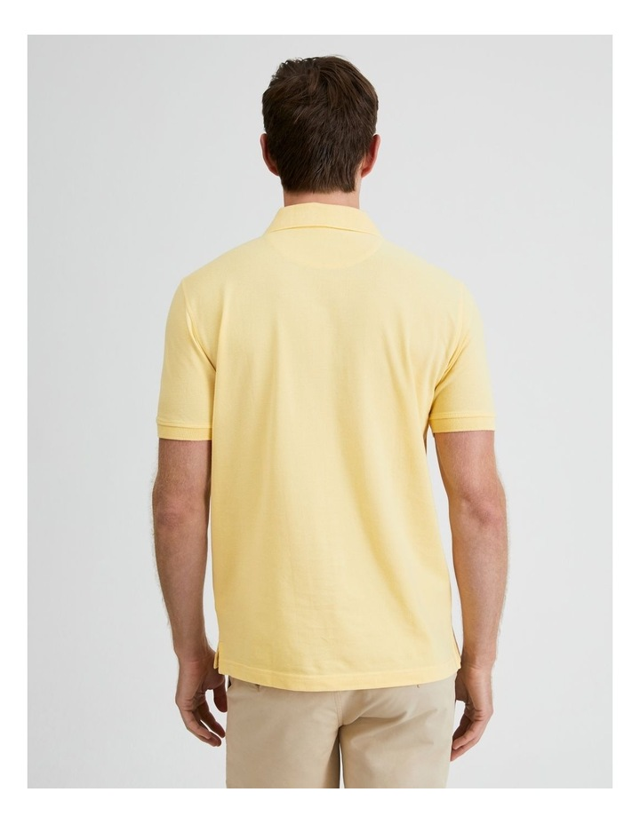 Essential Plain Polo image 3