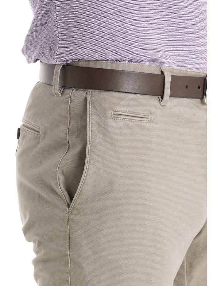 Breckland Stretch Textured Chino image 4