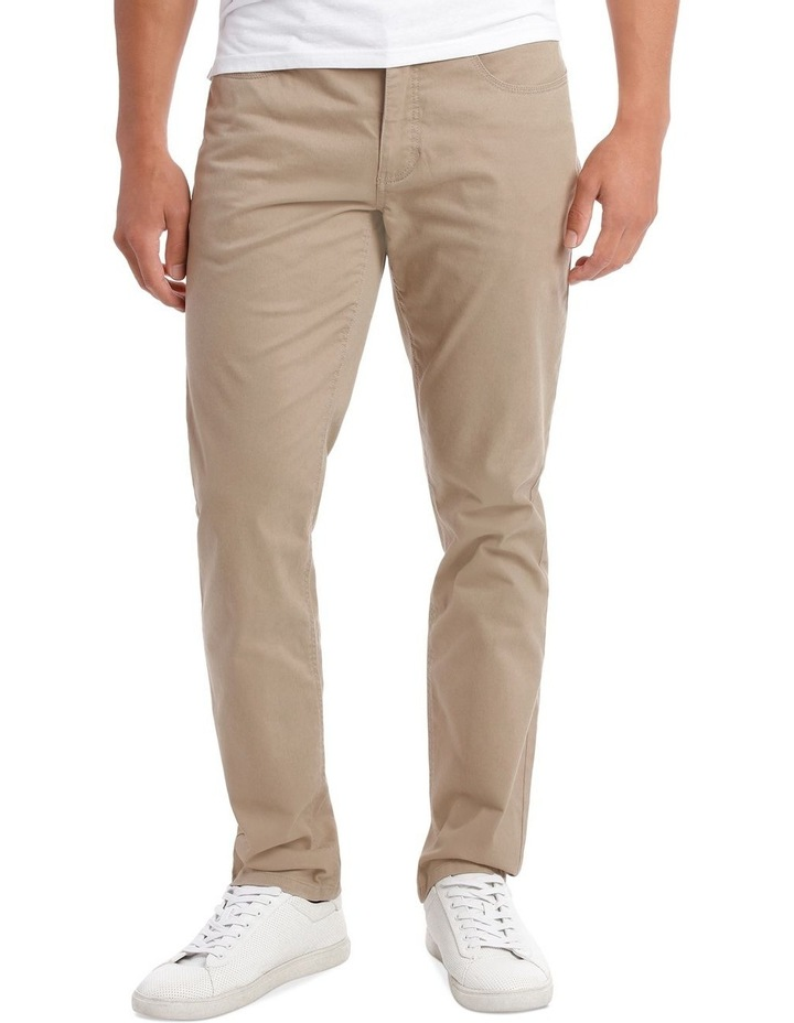 Ascot Sateen 5 Pocket Pant image 1