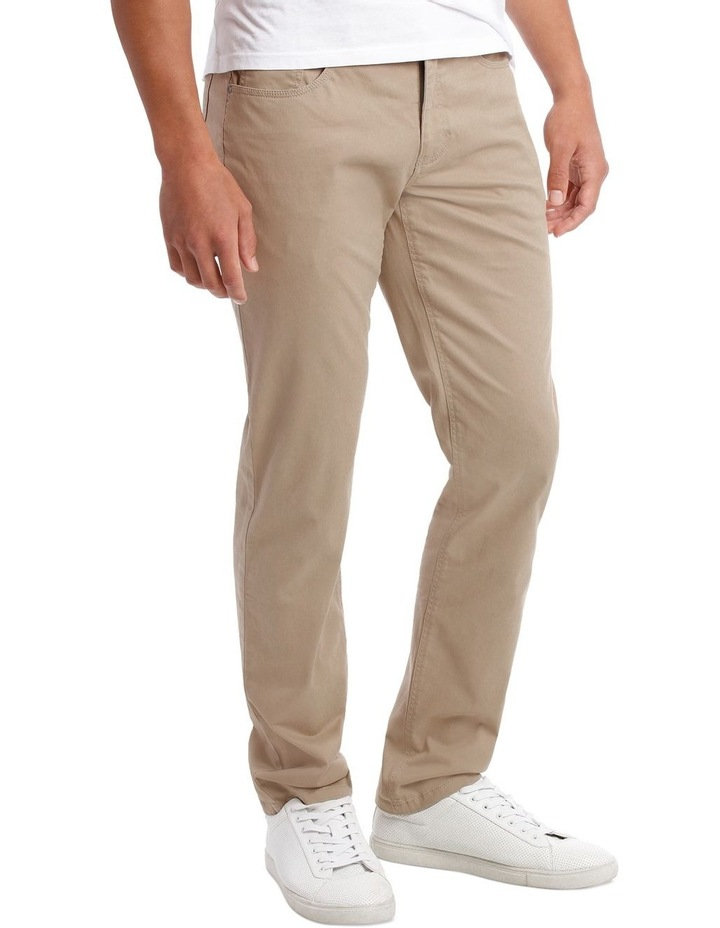 Ascot Sateen 5 Pocket Pant image 2