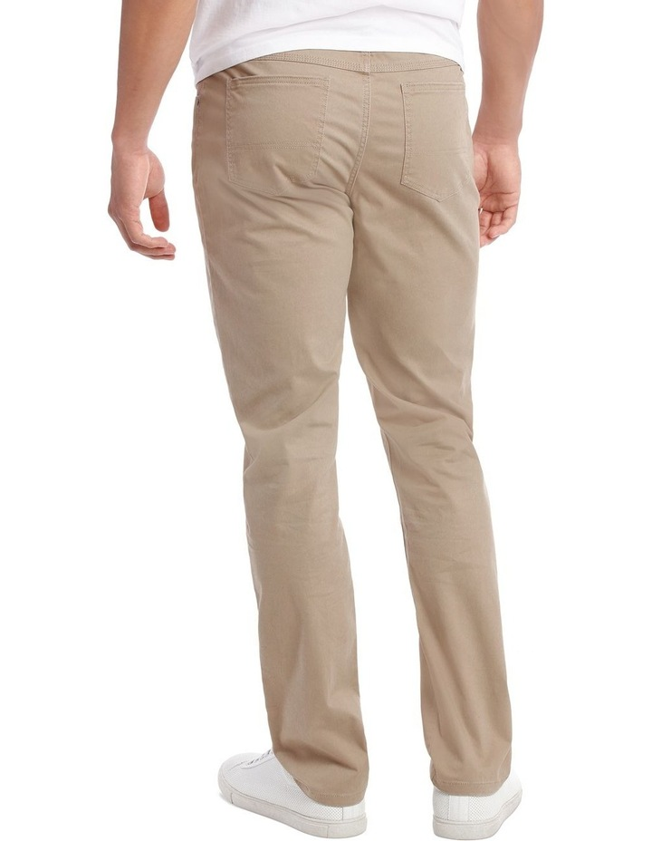 Ascot Sateen 5 Pocket Pant image 3
