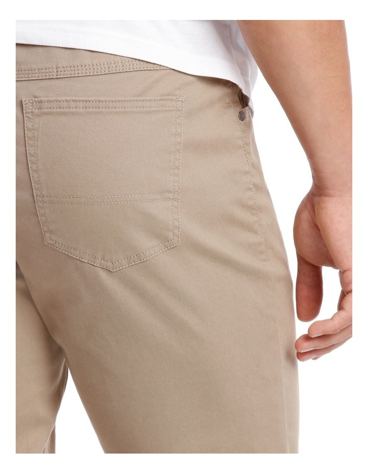 Ascot Sateen 5 Pocket Pant image 4