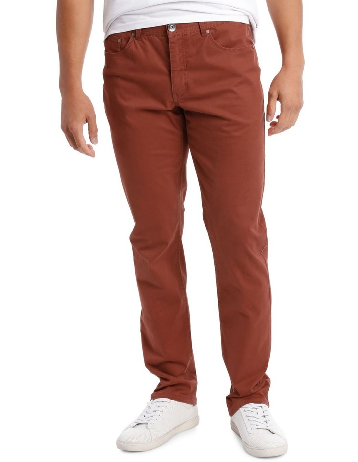 Ascot Sateen 5 Pocket Pant image 1