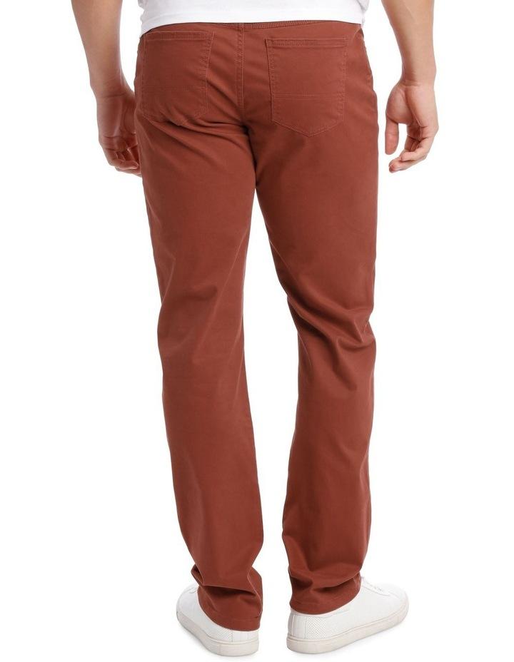 Ascot Sateen 5 Pocket Pant image 3