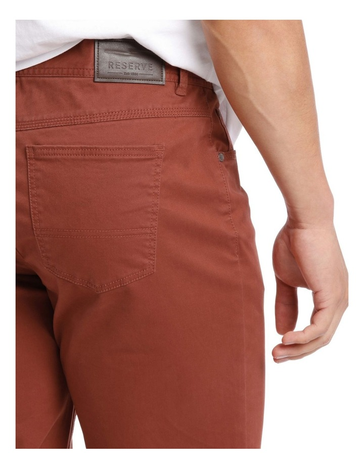 Ascot Sateen 5 Pocket Pant image 4