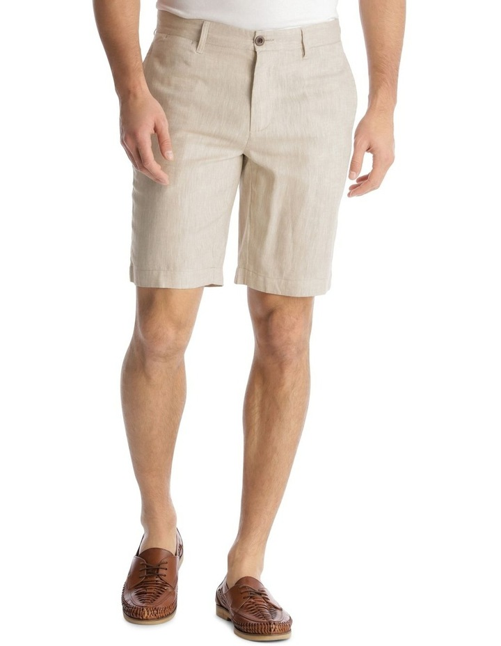 Sanford Herringbone Stripe Short image 1