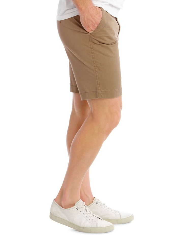 Beachwood Elasticated Short in Tan image 2