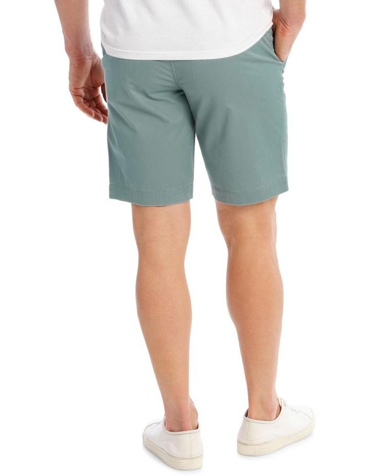 Beachwood Elasticated Short in Jade image 3