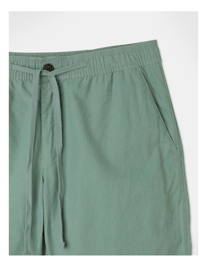 Kinnaman Linen Shorts image 2