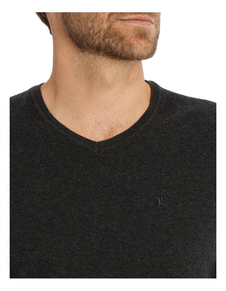 Chamonix V-neck Knit image 4