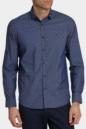 Trent Nathan - Long Sleeve Dobby Shirt