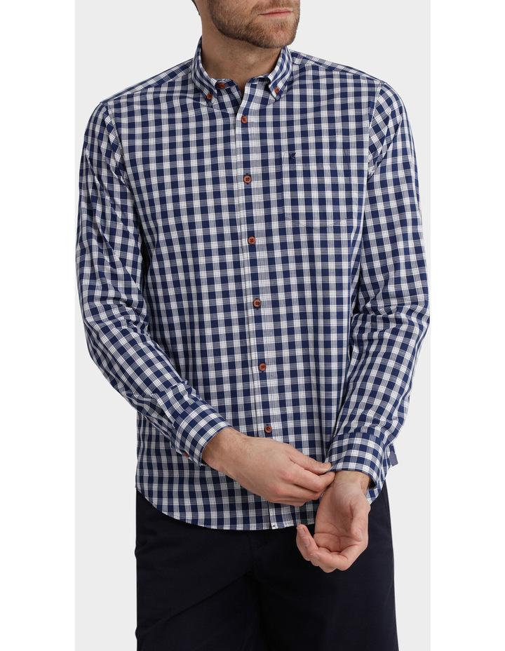 Long Sleeve Duchamp Check Shirt image 1