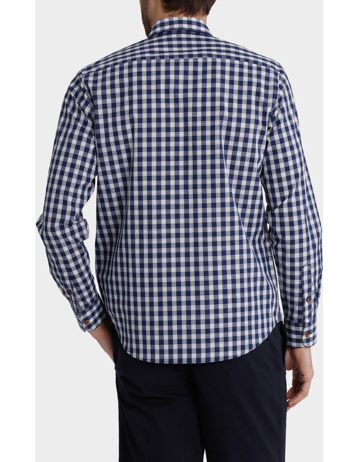 Long Sleeve Duchamp Check Shirt image 3