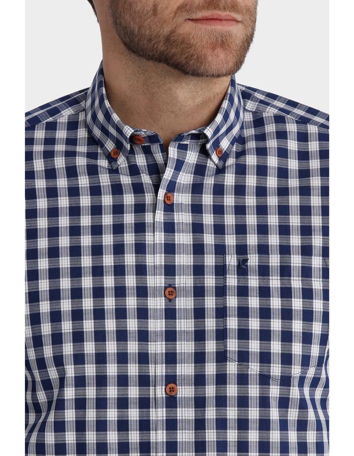 Long Sleeve Duchamp Check Shirt image 4