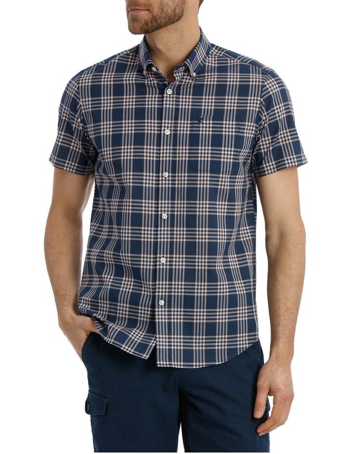 Short Sleeve Vincent Check Shirt image 1
