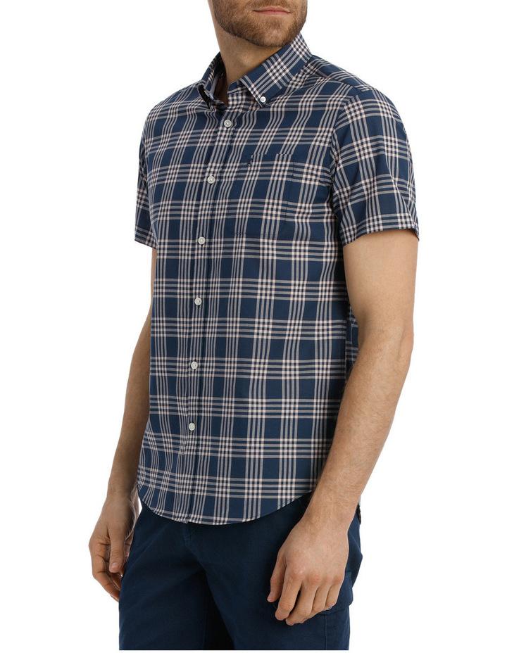 Short Sleeve Vincent Check Shirt image 2