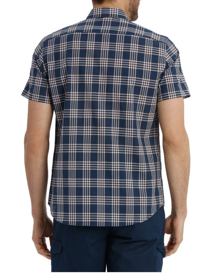 Short Sleeve Vincent Check Shirt image 3