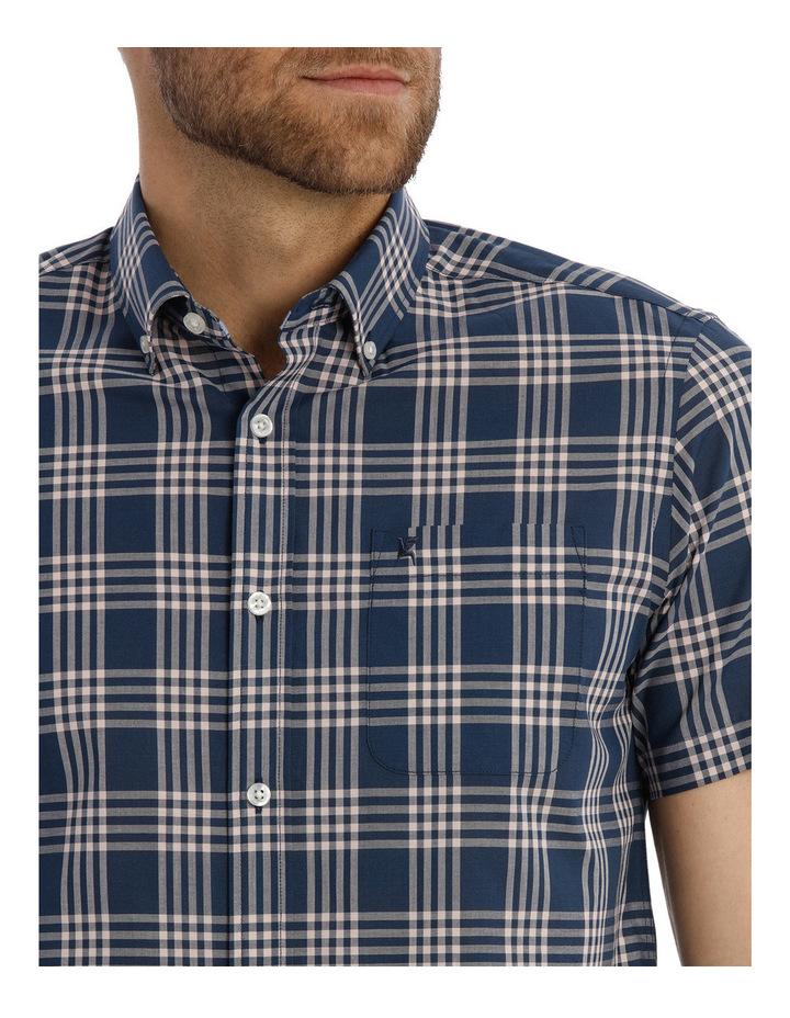 Short Sleeve Vincent Check Shirt image 4