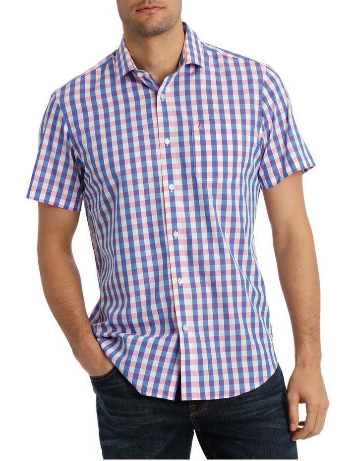 Short Sleeve Warhol Check Shirt image 1