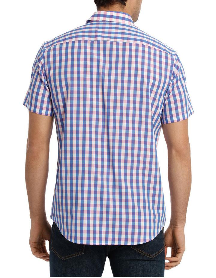 Short Sleeve Warhol Check Shirt image 3