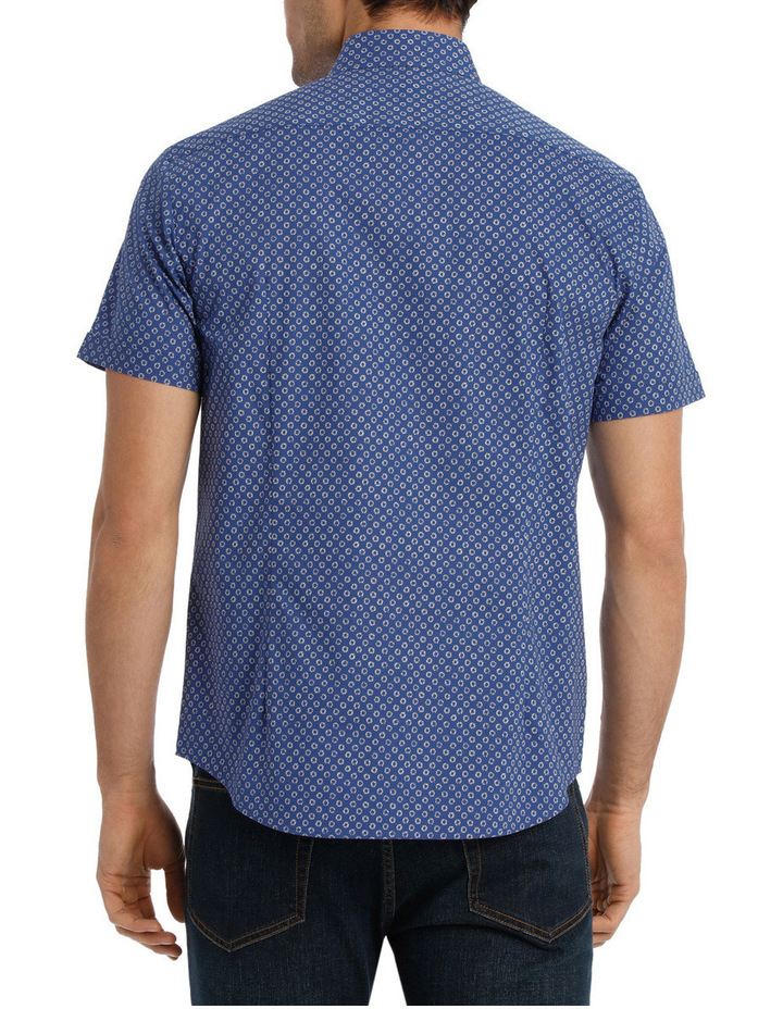 Short Sleeve El Bosco Print Shirt image 3
