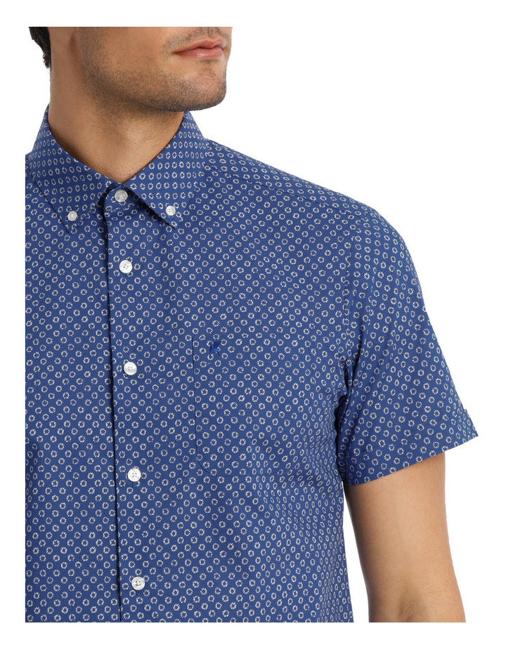 Short Sleeve El Bosco Print Shirt image 4