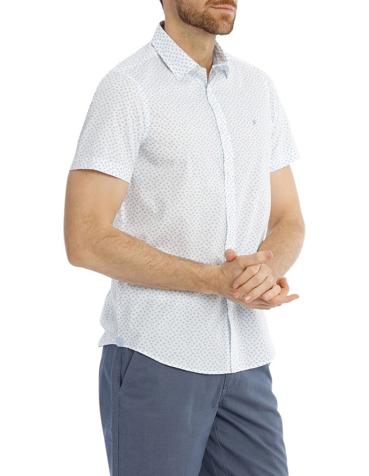 Delta Flower Print Shirt image 2