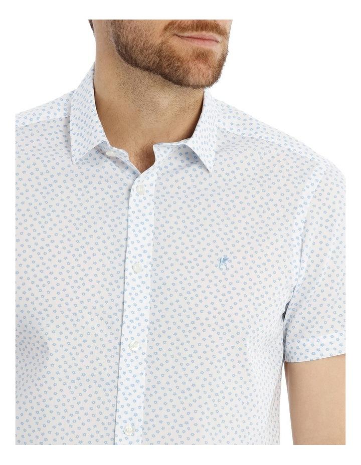 Delta Flower Print Shirt image 4