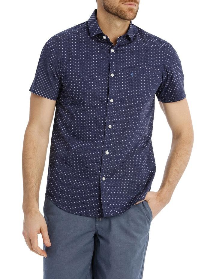 Dalray Dot Print Shirt image 1
