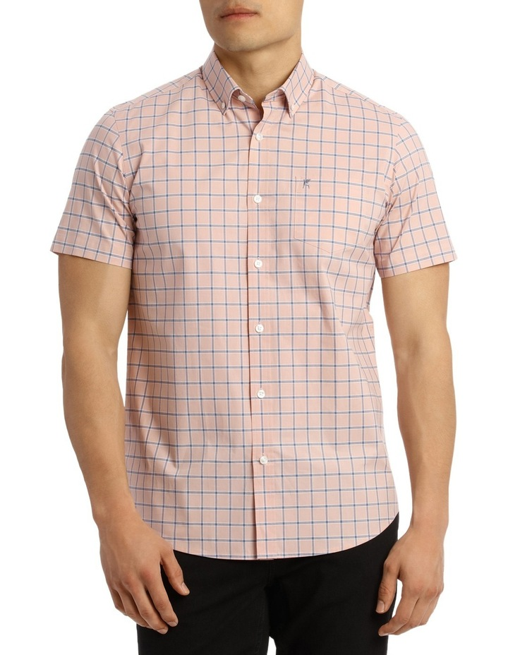 Short Sleeve Birmingham Check Shirt image 1